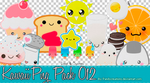 Kawaii Png Pack O12 by PandyCreations