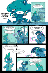 Doesn't Matter Page 1 by Dilarus