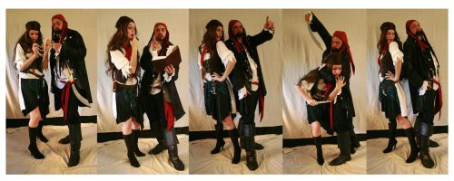 Pirates by faestock