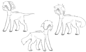 P2U Dog bases by imhlgh