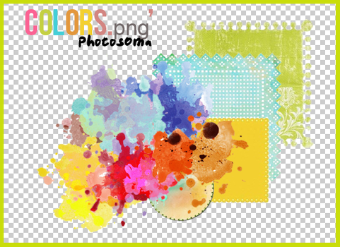 colors by photosoma
