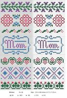 Mom Bookmark by NevaSirenda
