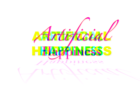 ARTIFICIAL HAPPINESS by sab1
