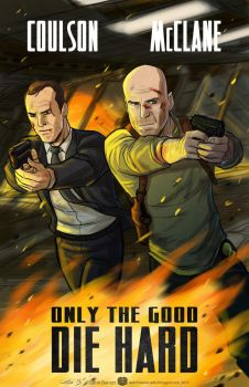 Only The Good Die Hard by sketchmasterskillz