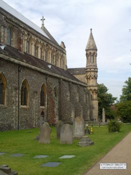 St Albans Cathedral by X-Eternal-Dream-X