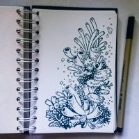 Instaart - Corals by Candra