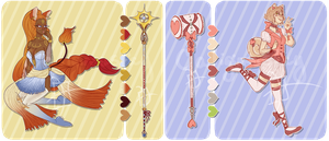 Auction - Lockette Guest Adopts - (CLOSED) by caliginousfay