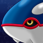 .:Pkmn:. Kyogre Icon by Fire-For-Battle