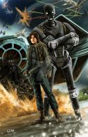 Rogue One by 1314