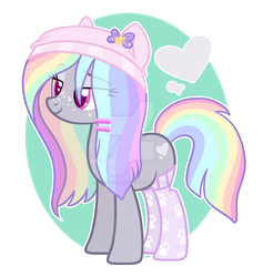 Spectrum Scatter with cutie mark