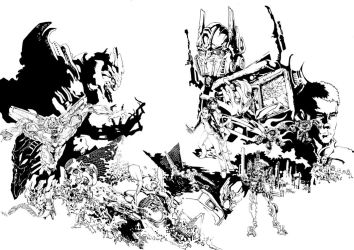 ROTF_inking by SS-Cheong
