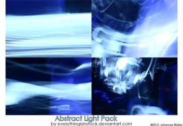 Stock 0104 - Abstract Lights by EverythingIsInStock