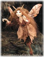 'Magic' Faerie - Full view by GossamerGlen