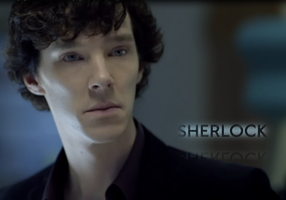 Sherlock Wallpaper 2 by MagicBunni