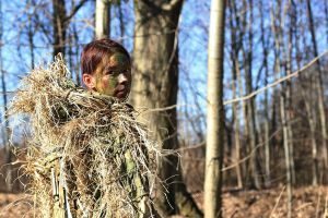 Woman in army SNIPER by Amelia007