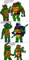 TMNT - 1987 vs. 2018 by KrytenMarkGen-0