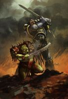 Wh40k by AdrianDIS