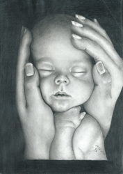 Pure by Anne Geddes by steel--blue