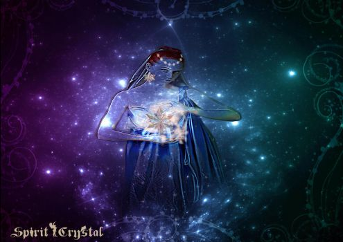 *Asteria ~ Goddess-of-stars *** by SpiritCrystal