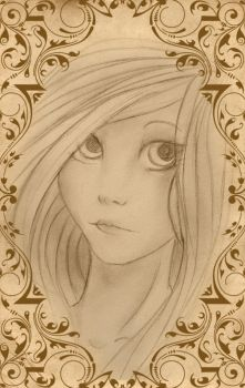 Rapunzel by EvilHateYouAll