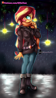 12 Days of Sunny X-Mas - Day 5 by Katakiuchi4U