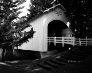 Covered Bridge by DikDanger