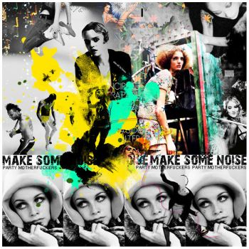 Make Some Noise by Celineh
