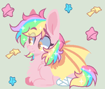 [G] Paper Stars by CandyCrusher3000