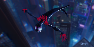 Into the spider-verse by Comic-Book-Guy-2099