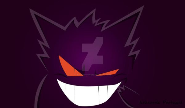 Gengar! by eduardoportugal