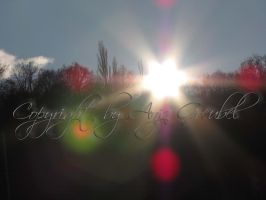 The sun is shining... by SymphonicA19