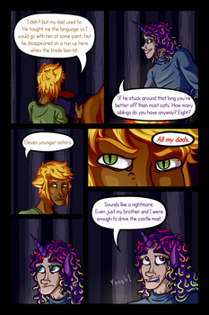 Catihorn Original Pages - Ch. 1 Pg. 24 by Epiale