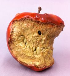 Bad Apple: Teeth by AlfredParedes