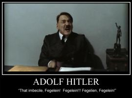 Downfall Files: Adolf Hitler by AdmiralMichalis