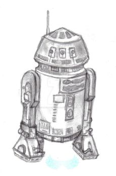 R-5 Series Droid by ScarafileProductions
