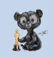 The Oscar Goes to... by SteamboatLyssie