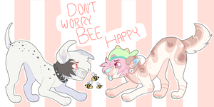 Don't worry BEE happy by 0ptimism