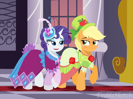 At The Gala by TrebleSketchOfficial