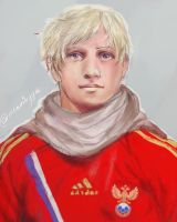 APH Russia - FIFA 2018 by JustEka