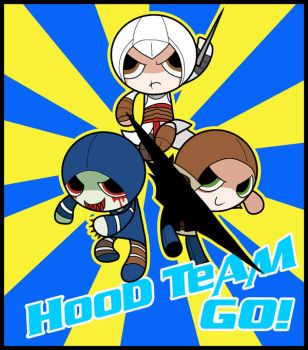 Hood team by Nicca11y