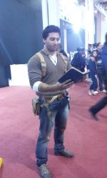 Nathan Drake-Uncharted 2 by MaicouManiezzo