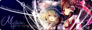 Touhou Signature by Zyresic