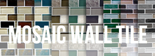 Mosaic Wall Tile Texture Set by YvelleDesignEye