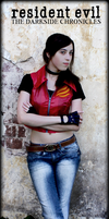 Claire Redfield cosplay. Let me Live by AliceCroft