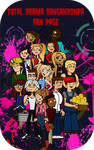 Total Drama Danganronpa Cast - Group Page by TDI-CharlieBrown