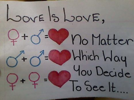 Love is Love by Who-i-am-4lyf