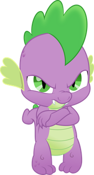 MLP Movie - Spike #2 by jhayarr23