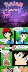 Pokemon Ultra Adventures comic chapter2 part 11 by Kiritost