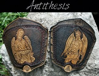 Antethesis Bracers by Sharpener