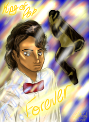 King of Pop Forever by lollypop081